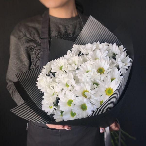 Букет микс хризантем