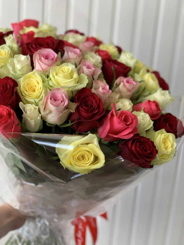 51 Кенийская роза!