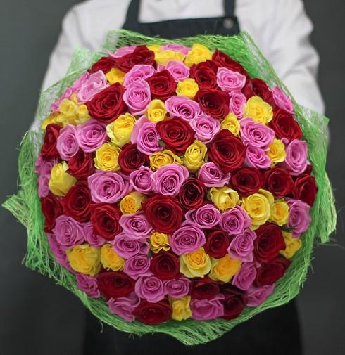 Букет  цветочная поляна