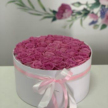 Коробка из 51 розы