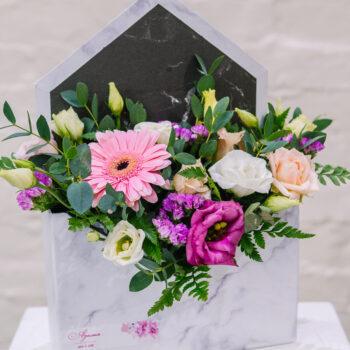 Цветы в конверте 2