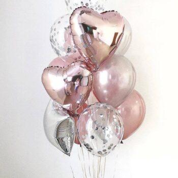 Набор из 12 шаров