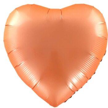 Сердце оранж